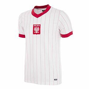 1982 Poland Home Retro Shirt