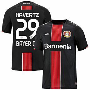 Jako Bayer Leverkusen Away Havertz 29 Jersey 2019-2020