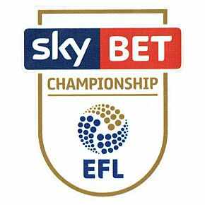 EFL Skybet Championship Patch Pair