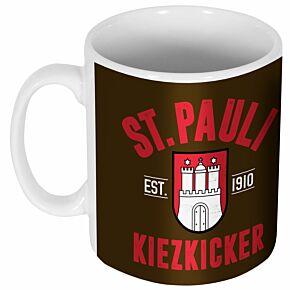 St Pauli Established Ceramic Mug