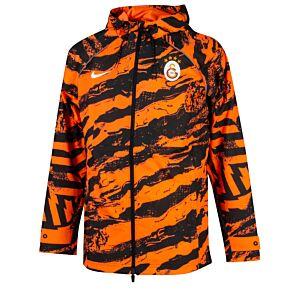 21-22 Galatasaray GX AWF Jacket - Orange/Black