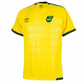 21-22 Jamaica Home Shirt