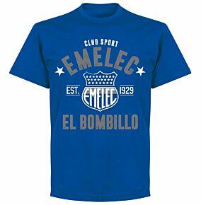 Emelec Established T-shirt - Royal