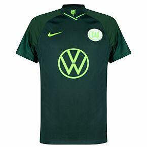 21-22 VFL Wolfsburg Away Shirt