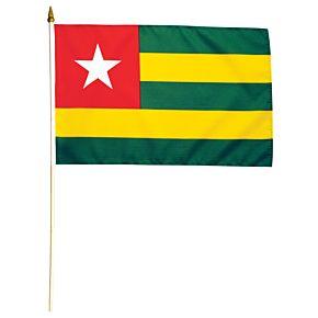 Togo Small Flag