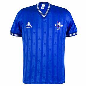 Le Coq Sportif Chelsea 1985-1986 Home Shirt - NEW Condition (In original bag) - Size M
