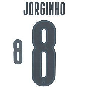 Jorginho 8 Italy Away 2020