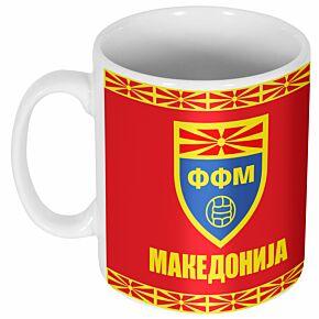 Macedonia Team Mug