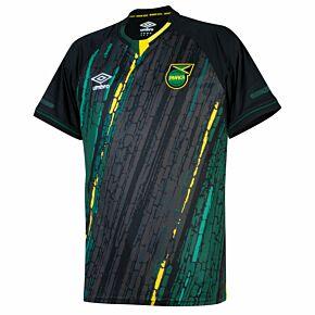 21-22 Jamaica Away Shirt