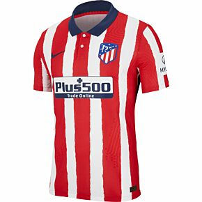 20-21 Atletico Madrid Home Shirt
