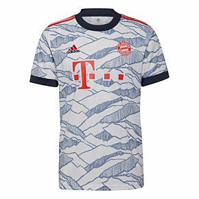 21-22 Bayern Munich 3rd Shirt