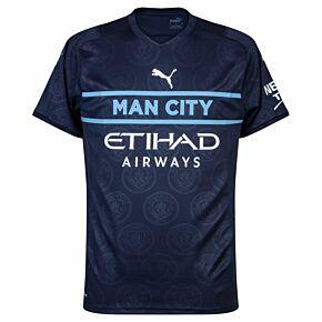 21-22 Man City 3rd Shirt
