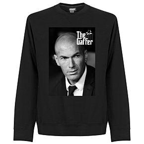Zidane The Gaffer Sweatshirt - Black