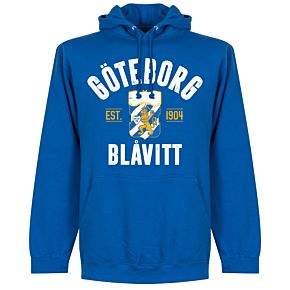 Goteborg Established Hoodie - Royal Blue