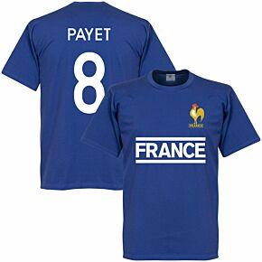 France Payet Team Tee - Royal