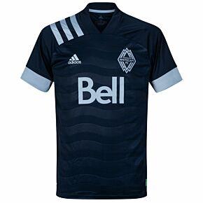 20-21 Vancouver Whitecaps AwayShirt