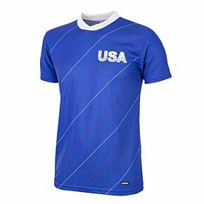 1984 USA Away Retro Shirt