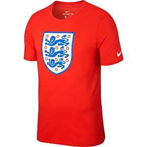 England Crest Tee 2018 / 2019 - Red