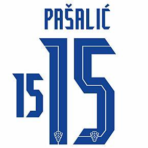 Pašalić 15 (Official Printing) - 20-21 Croatia Home
