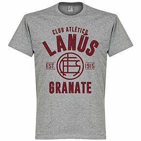 Lanus Established Tee - Grey