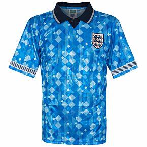 1990 England World Cup Finals Retro 3rd Shirt