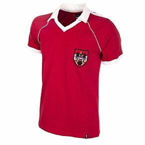 1982 Austria Away Retro Shirt