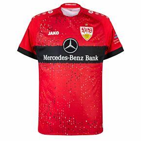 21-22 VfB Stuttgart Away Shirt