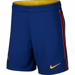 20-21 Barcelona Home Shorts - Kids