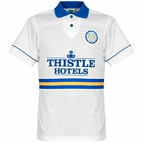 1994 Leeds United Home Retro Shirt
