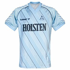 Hummel Tottenham Hotspur 1985-1987 Away Shirt - USED Condition (Good) - Size M