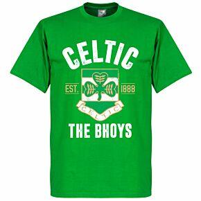 Celtic Established Tee - Green