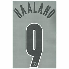 Haaland 9 (Official Printing) - 21-22 Borussia Dortmund 3rd