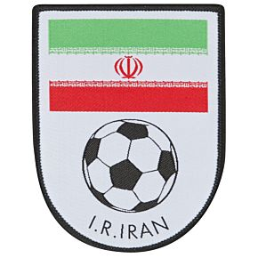 Iran Embroidery Patch 9cm x 7cm