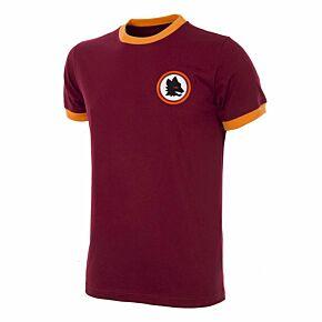 78-79 AS Roma Home Retro Shirt