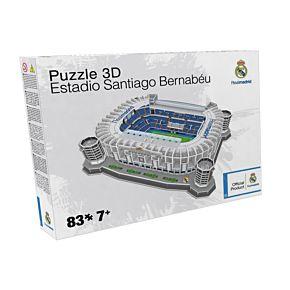 Real Madrid 'Santiago Bernabeu' Stadium 3D Puzzle