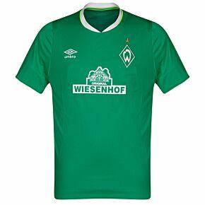Umbro Werder Bremen Home Jersey 2019-2020