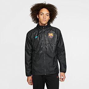 19-20 Barcelona AWF Lite Jacket - Grey