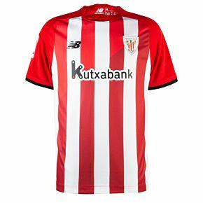 21-22  Athletic Bilbao Home Shirt