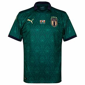 20-21 Italy 3rd Shirt + 2020 Transfer