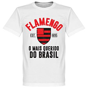 Flamengo Established Tee - White