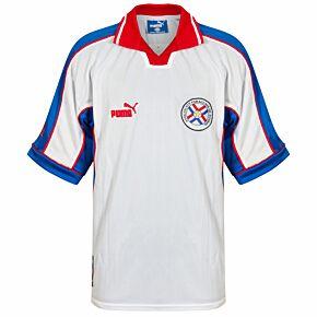 99-00 Paraguay Away Jersey