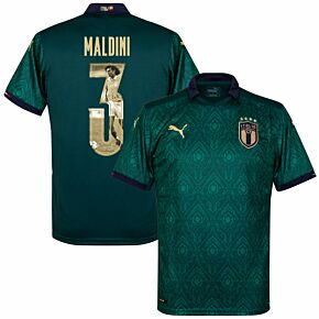 19-20 Italy Renaissance 3rd Shirt + Maldini 3  (Galery Style)