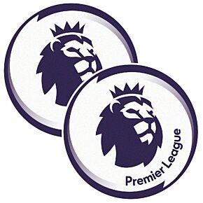 20-21 Premier League Patches (PAIR)