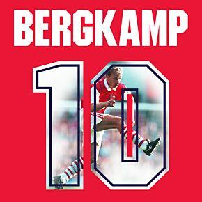 Bergkamp 10 (94-97 Gallery Style)