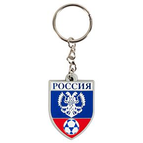 Russia Rubber Keyring