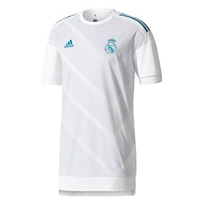 Real Madrid Home Pre Match Jersey 2017 / 2018