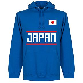 Japan Team Hoodie - Royal
