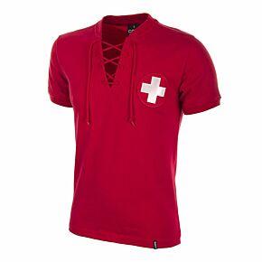 1954 Switzerland Retro Shirt