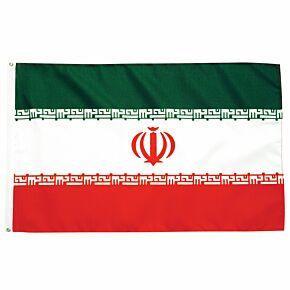 Iran Large Flag