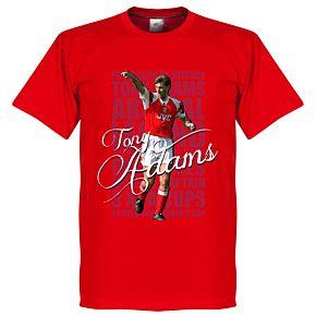 Tony Adams Legend Tee - Red